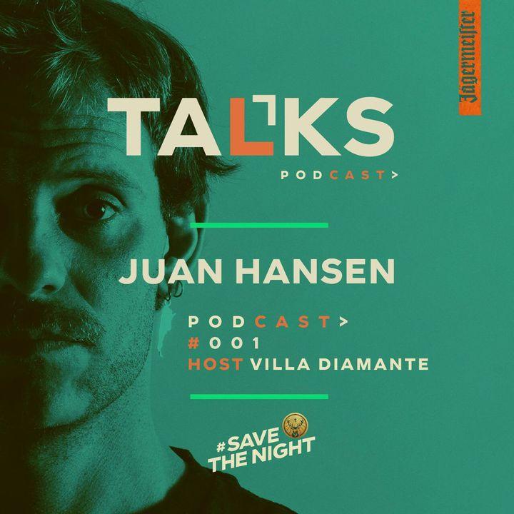 Juan Hansen x Villa Diamante