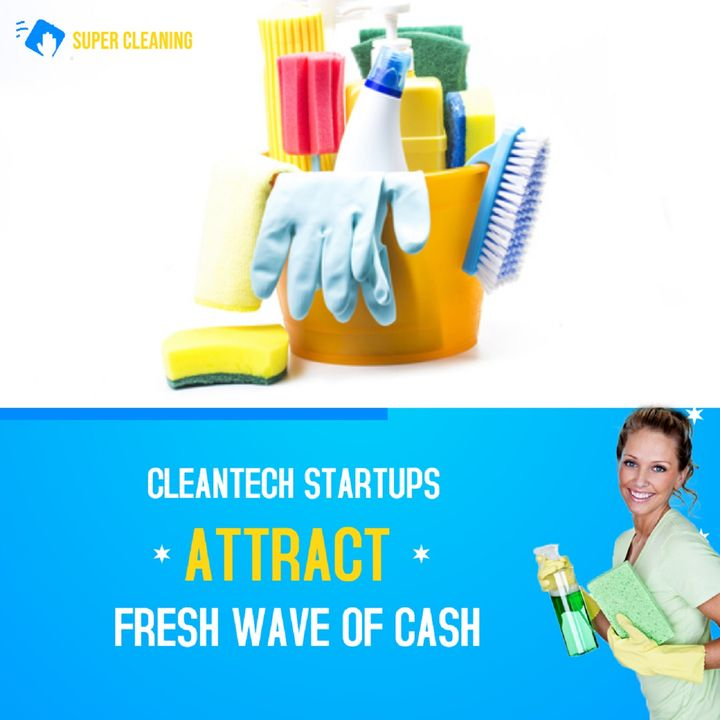 Cleantech Startups Attract Fresh Wave of Cash