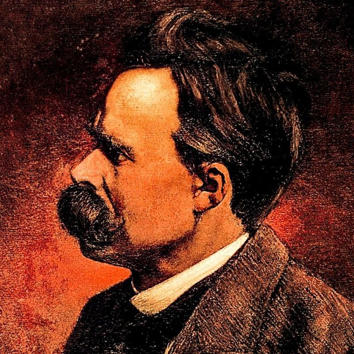 Al di là dei cieli parte I, Iqbal e Nietzsche