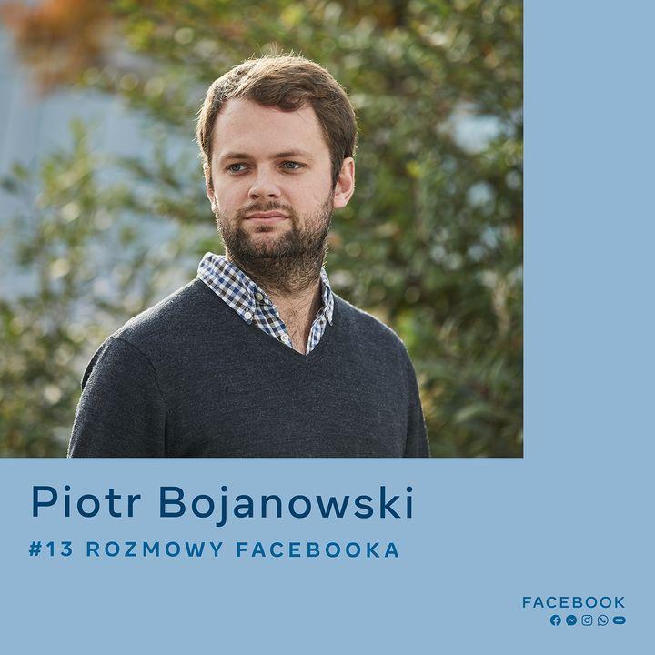O badaniach nad sztuczną inteligencją w Facebooku - Piotr Bojanowski