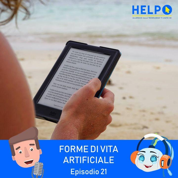 Ep.21 - Il Profumo degli Ebook: leggere in digitale
