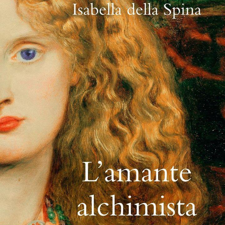 """Sonia Raule """"L'amante alchimista"""""""