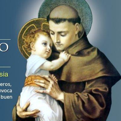 San Antonio de Padua, presbítero y doctor de la Iglesia