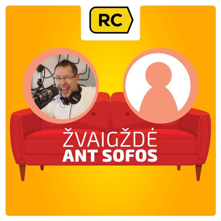 ŽVAIGŽDĖ ANT SOFOS