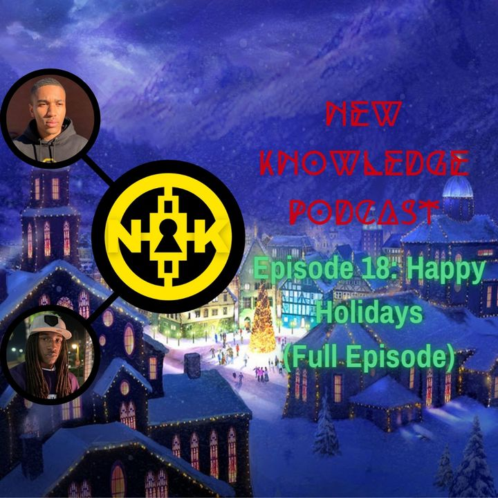 Episode 18: Happy Holidays