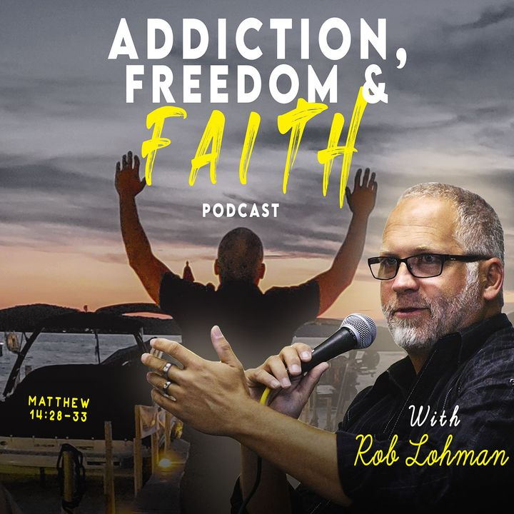The Miracles of God in The Prison Journey : Rob Lohman