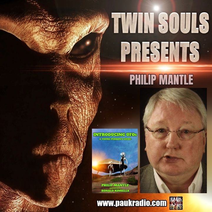 Twin Souls, with guest Philip Mantle