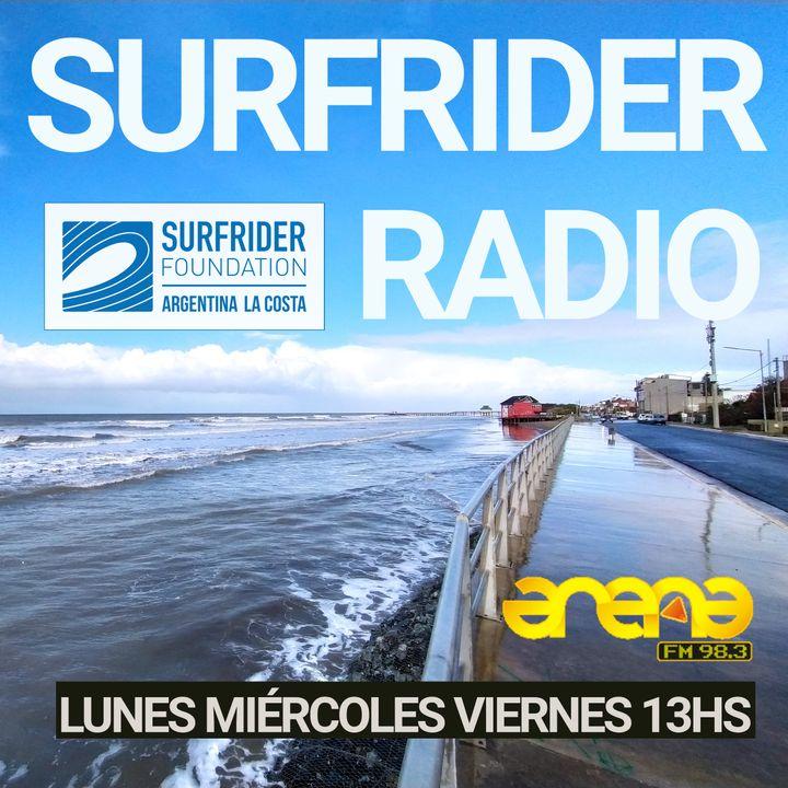 Surfrider Radio Miércoles 28 de Julio 2021