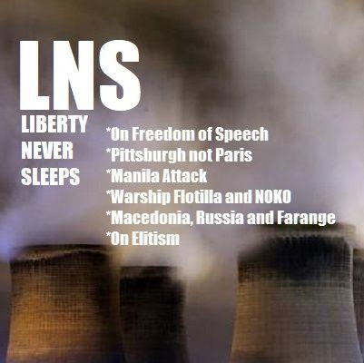 Liberty Never Sleeps 06/02/17 Show