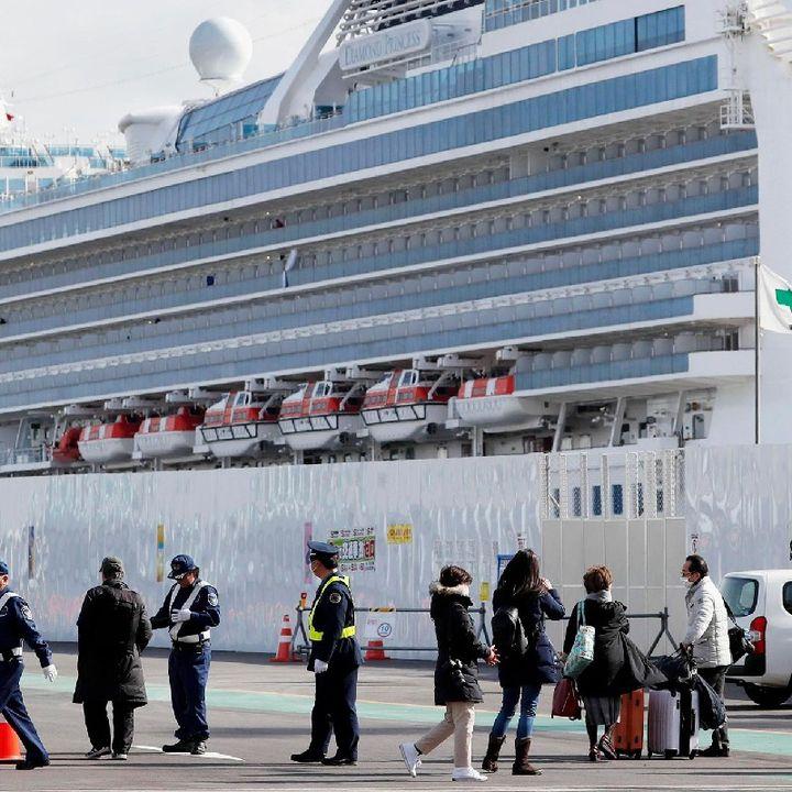 WTF!! News - Covid Corona Cruise Ship!! Shizzy's Lit Podcast