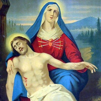 25. Regina dei Martiri