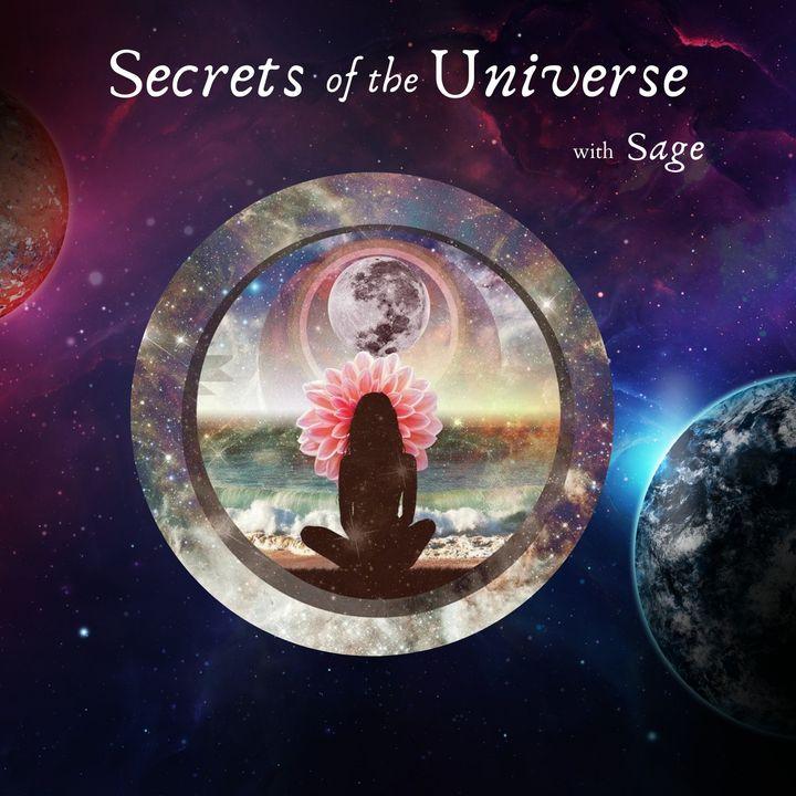 14Jan2021 Secrets of the Universe Special Guest Michelle Michael