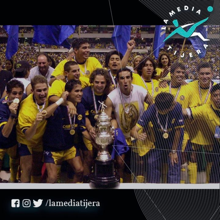 Campeones del Fútbol Mexicano 5a. parte