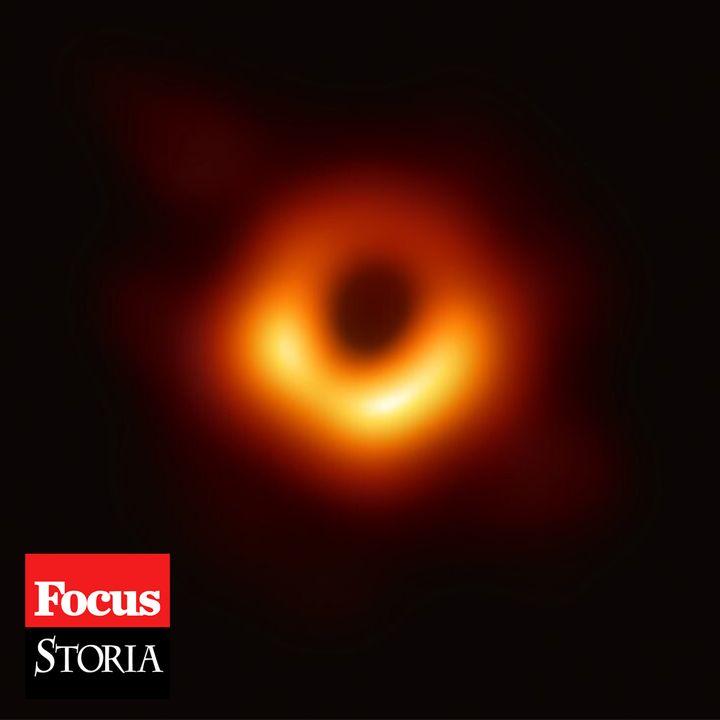 Cosa sono i buchi neri? L'importanza storica di questa foto #buconero