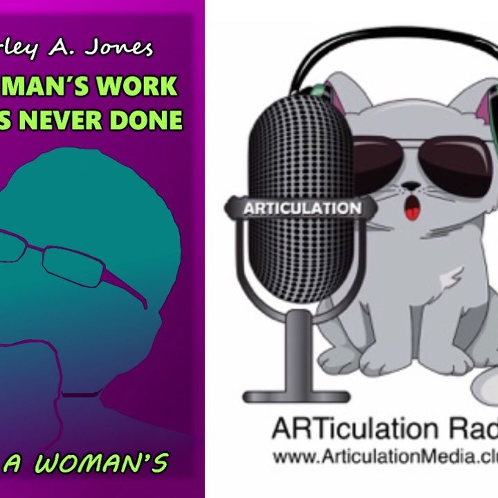 ARTiculation Radio — THE DEAL WITH YOUR MAN (interview w/ Author Shirley A. Jones)