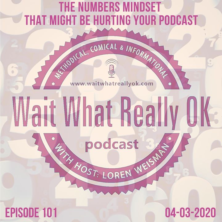 The numbers mindset that might be hurting your podcast