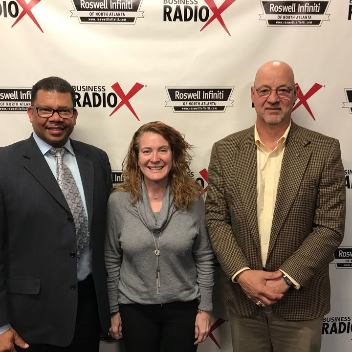 NORTH ATLANTA S BIZLINK:  GNFCC's Tech400 Committee with Winford Williams, LexisNexis Risk Solutions, and Ralph Pasquariello, Snellings Walt