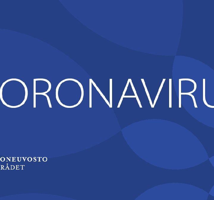Radio Senza Confini - seconda puntata - 7 Coronavirus in Finlandia