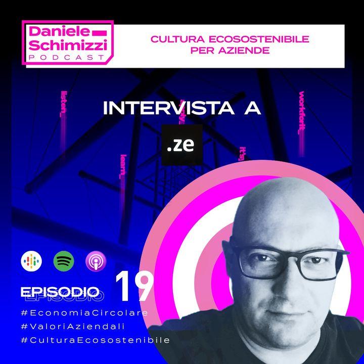 Episodio 19 | Cultura ecosostenibile per aziende - Intervista a ZeroEnvironment