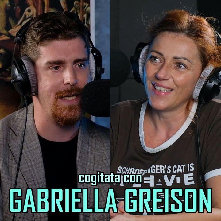 Cogitata con GABRIELLA GREISON, scrittrice e fisica