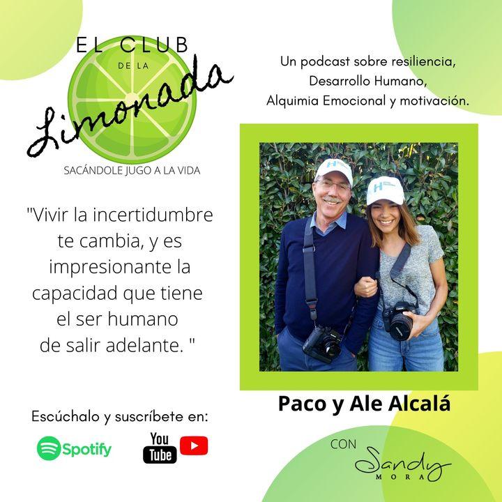 Episodio 21: Paco y Ale Alcalá, Home Storytellers