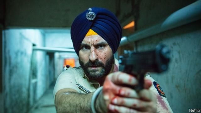 Netflix and Dil: The Sacred Games Are Afoot!