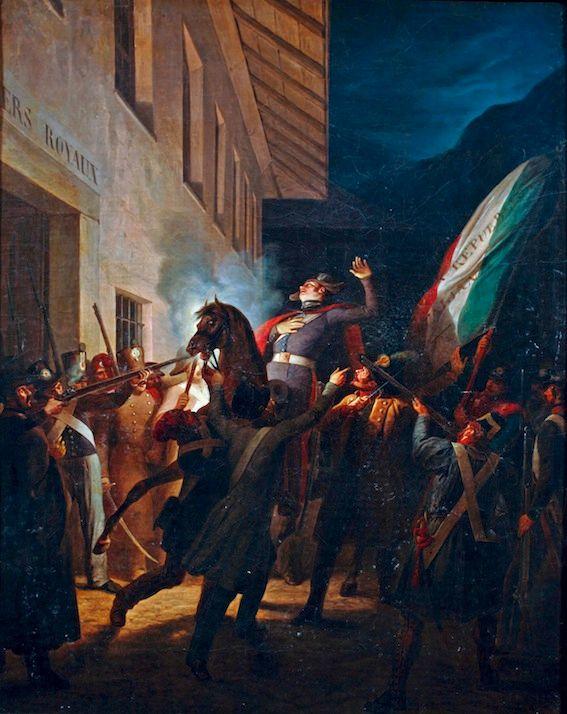 Ep.9 I tentativi insurrezionali in Savoia 1830-1834. Giovan Battista Scapaccino MOVM