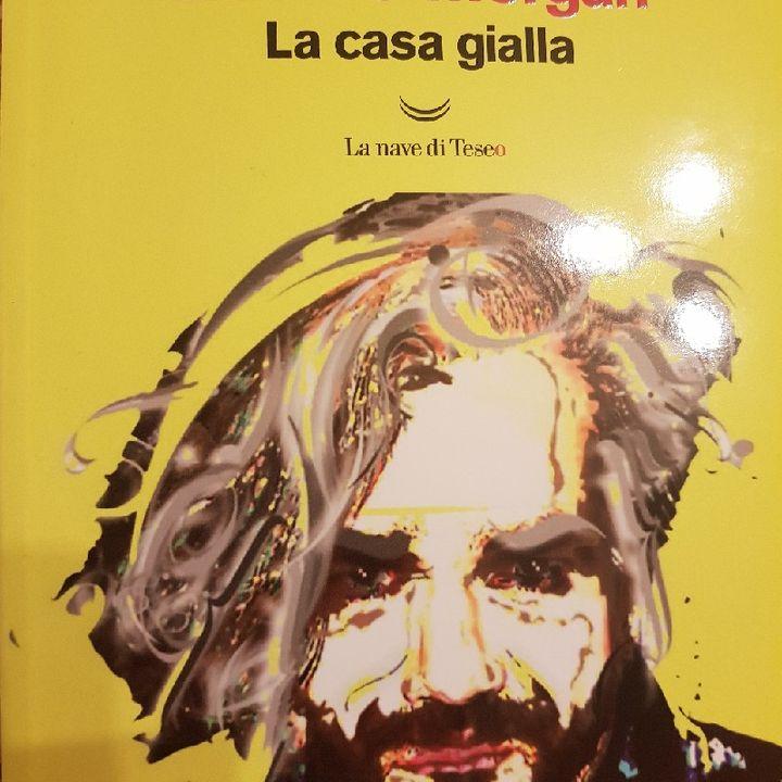 Marco Morgan Castoldi: Essere Morgan- La Casa Gialla - Art.4