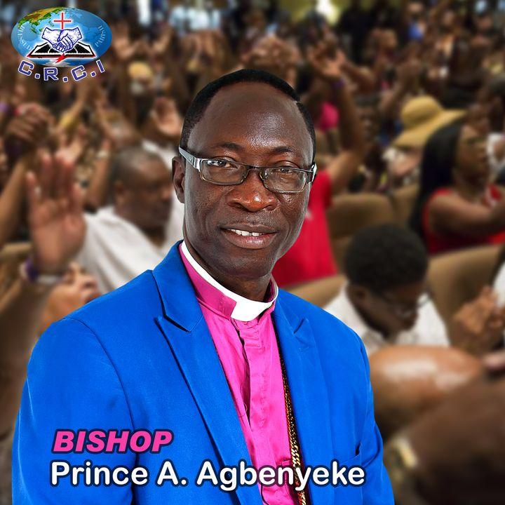 Bishop Prince A. Agbenyeke Podcast