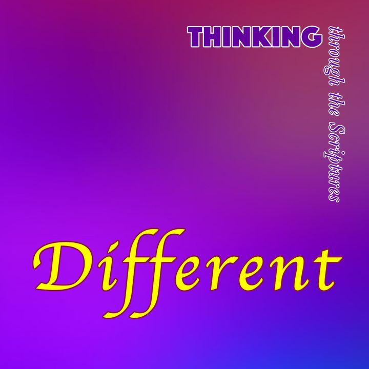 Different (TTTS#12)