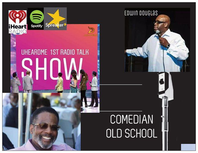 Uheardme1st RADIO TALK SHOW - COMEDIAN OLD SCHOOL