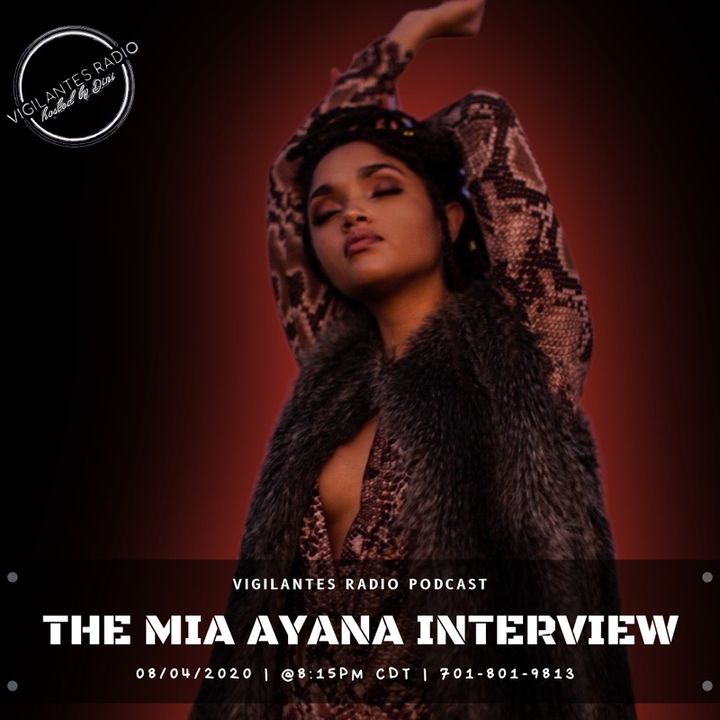 The Mia Ayana Interview.