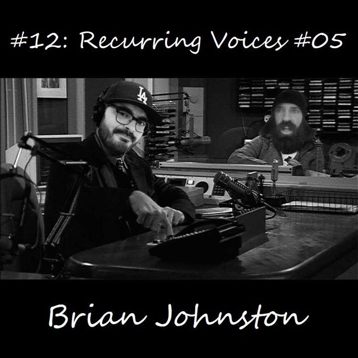 #12: Recurring Voices #05 - Brian Johnston