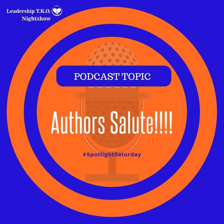 Authors Salute!!!! | Lakeisha McKnight