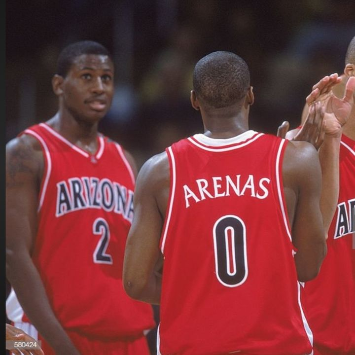 Ep.76: Terrell Brown is a Wildcat, Mannion/Green declare for the NBA and 2001 vs. 1988