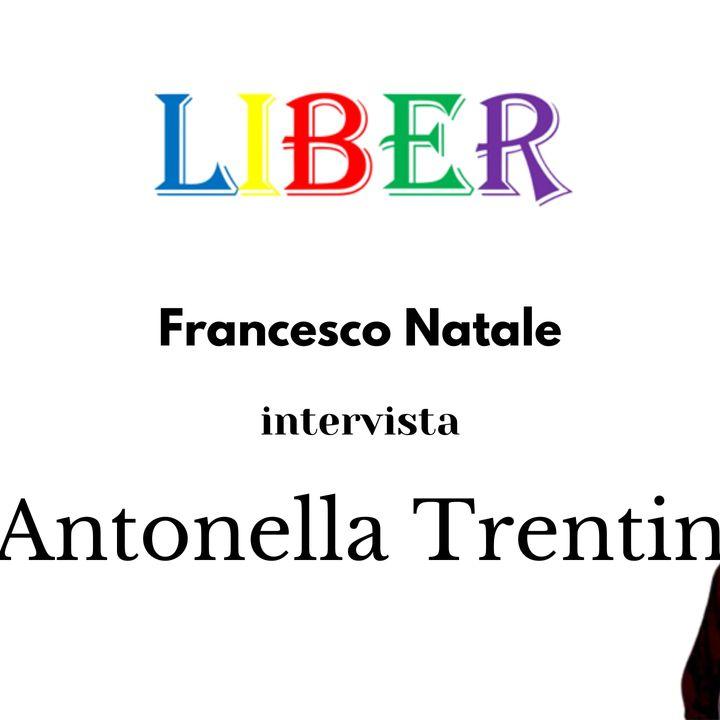 Francesco Natale intervista Antonella Trentin   Dislessia e nuovi modi per leggere   Liber – pt.24