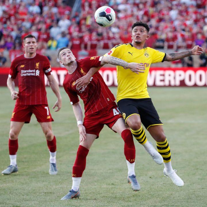 British Super League, Redknapp nonsense, Werner threat, Jadon Sancho, En-Nesyri, ECA