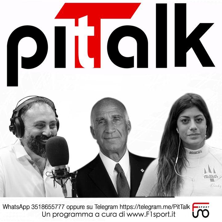 """Pit Talk - F1 - Sticchi Damiani: """"Si deve correre"""" e il calendario 2020"""