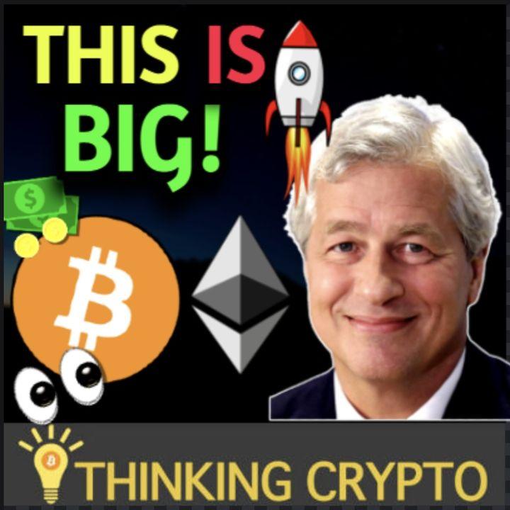 JPMorgan To Offer Bitcoin & Crypto To Clients & Venture Capitalists Invest $4 Billion in Crypto - BlockFi & Binance Regulation Headwinds