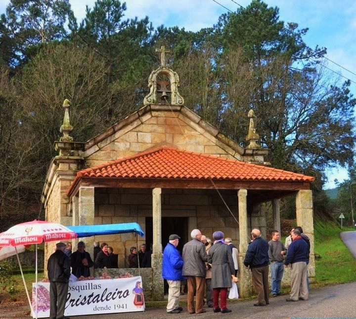 1x07- As capelas do Rosal. San Sebastián e Santa Ana