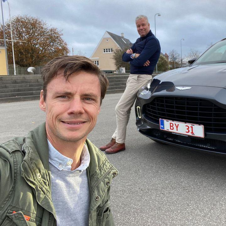 Aston Martin DBX og DE BEDSTE BOND-BILER – med Mads Christensen