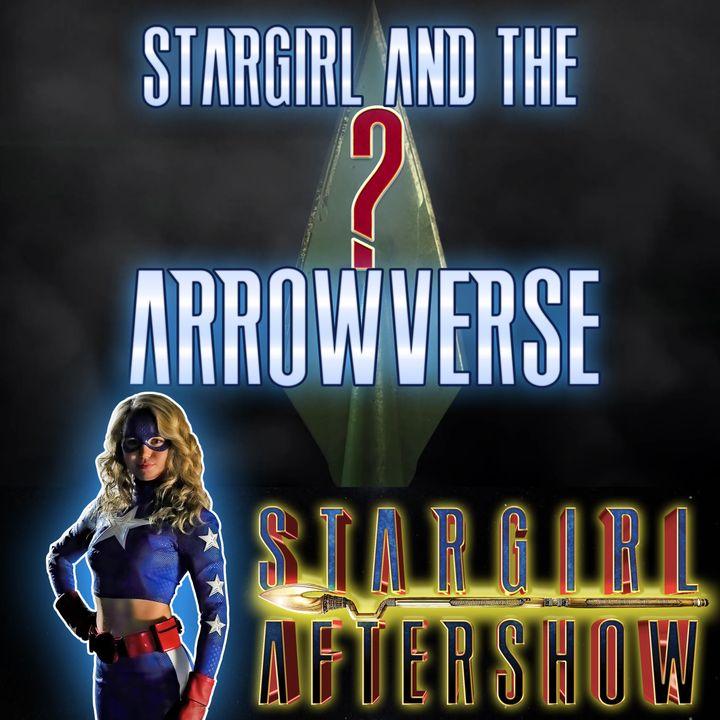 Season 0 - Episode 8: The Arrowverse?