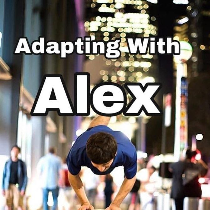 Adapting With Alex Garrett
