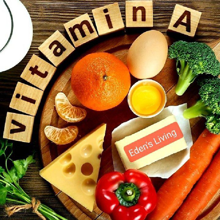 Vitamin A ~ HEALTH BENEFITS