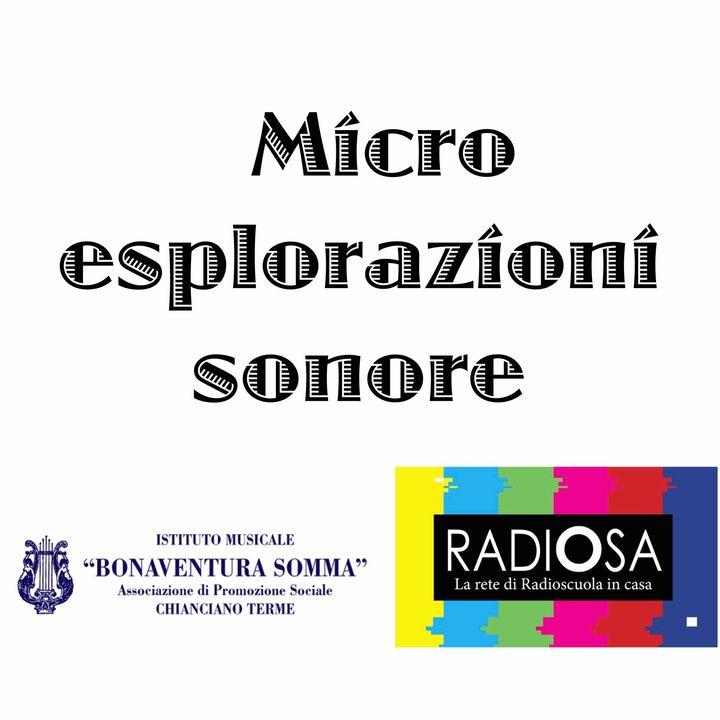 Micro esplorazioni sonore