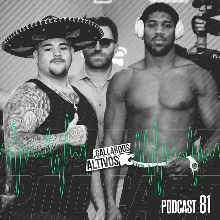Podcast #81: Semifinales Liga MX / ¿49ers, Ravens o Pats? / Andy Ruiz vs Anthony Joshua