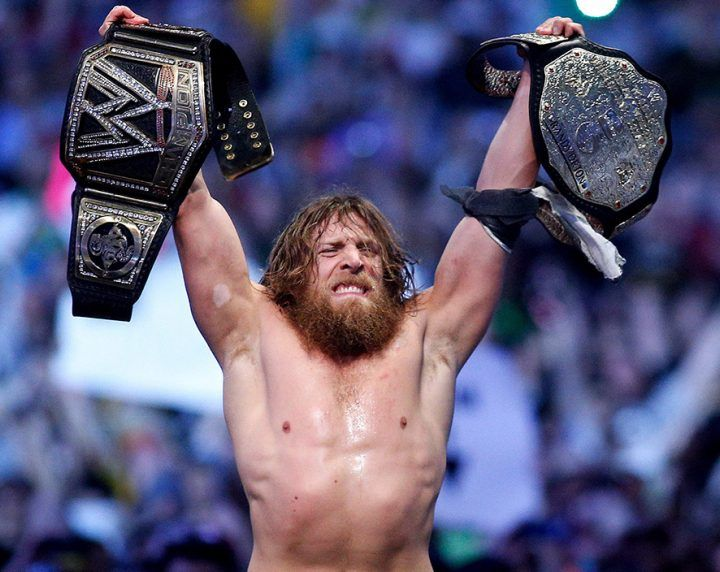Wrestling Nostalgia: Daniel Bryan Becomes World Heavyweight Champion at WrestleMania 30