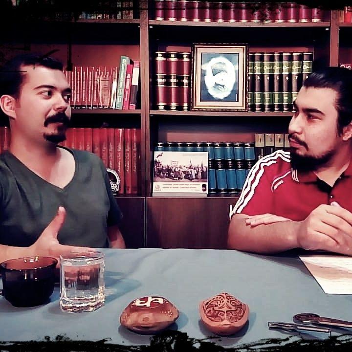 """Emre Yükselen ile Geçmişin Hikâyesi """"Türk Müziği'nin Hikâyesi"""" Konuk : Akdeniz ERBAŞ"""