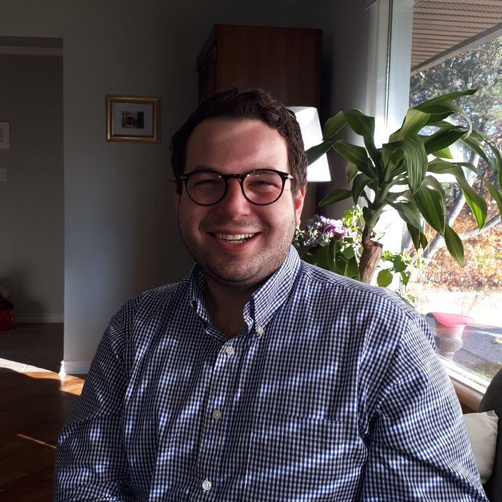 Episode 9- David Freidland On CJPAC and the Vote