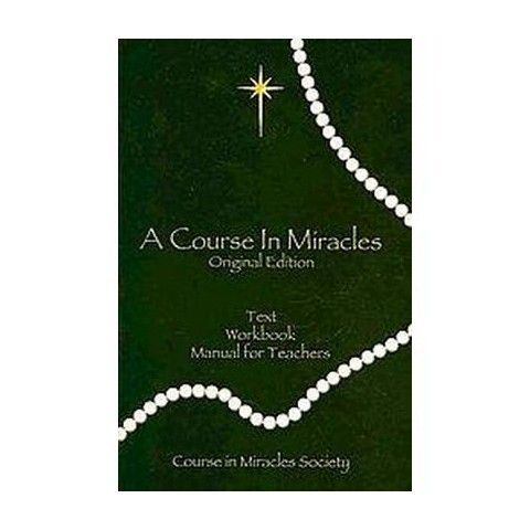 ACIM Textbook, Original Edition